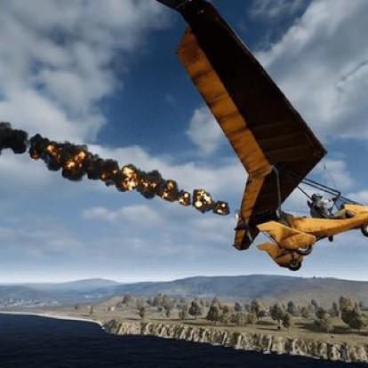 PUBG: Tất tần tật những điều cần biết về chiếc tàu bay siêu đỉnh Motor Glider
