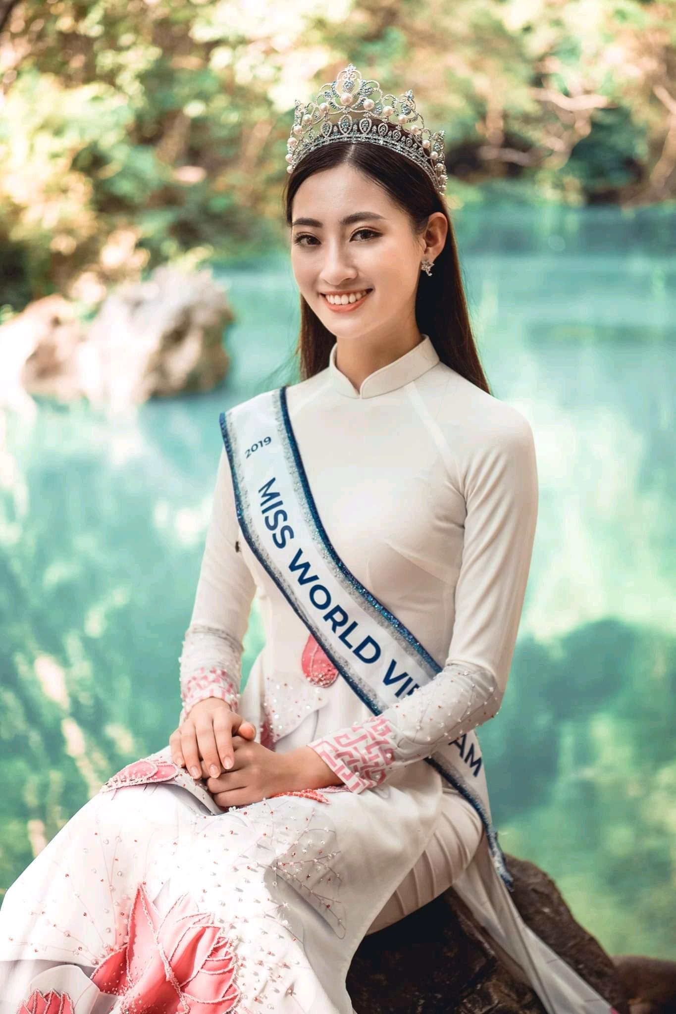 Hoa Hậu Thế Giới Người Việt 2019 - Lương Thùy Linh
