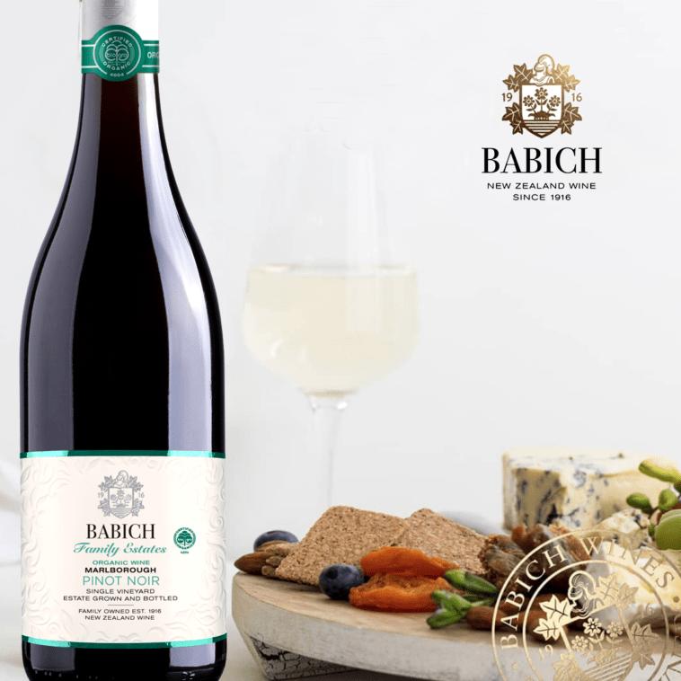 Các loại rượu vang Babich