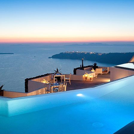 10+ sân thượng khách sạn đẹp tuyệt vời trên thế giới