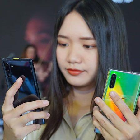 Thế Giới Di Động mở bán và giao hơn 7.200 Note 10 & 10+, tặng thêm 100 suất tai nghe AKG 4 triệu