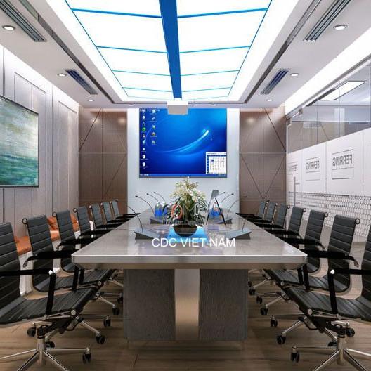 Xu hướng thiết kế văn phòng độc đáo và tiện ích cao cấp nhất