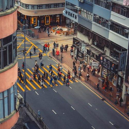 Mong muốn được đi Hong Kong 1 lần