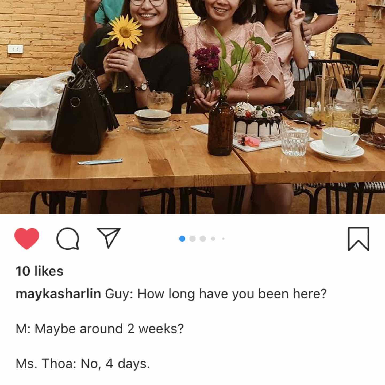 Maika - Lựa chọn đến Việt Nam dạy học ở một thị trấn nhỏ và 8 tiếng nhiều thất vọng ở Sài Gòn