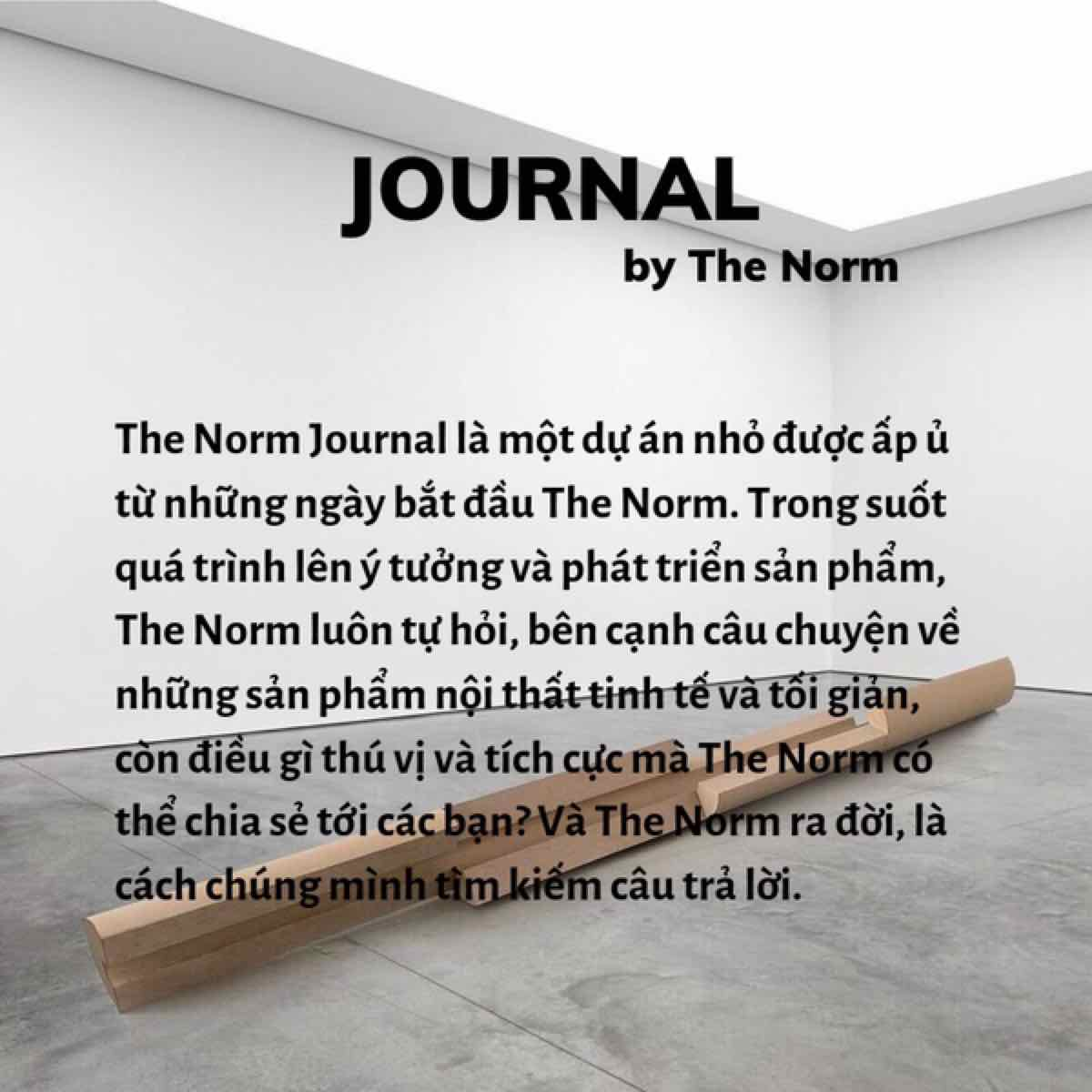 THE NORM JOURNAL