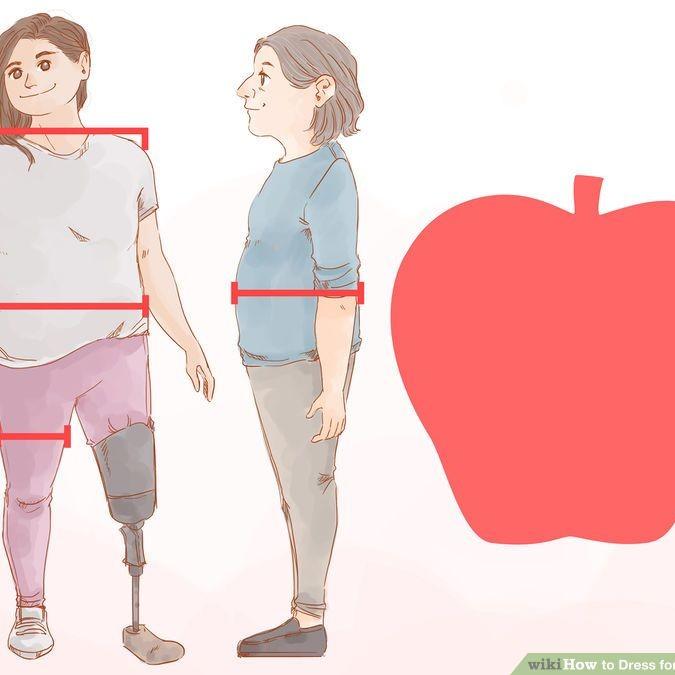 Dáng quả táo