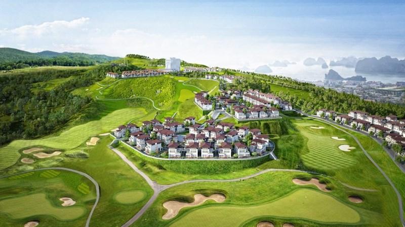 BĐS nghỉ dưỡng kết hợp sân golf phổ biến thế giới