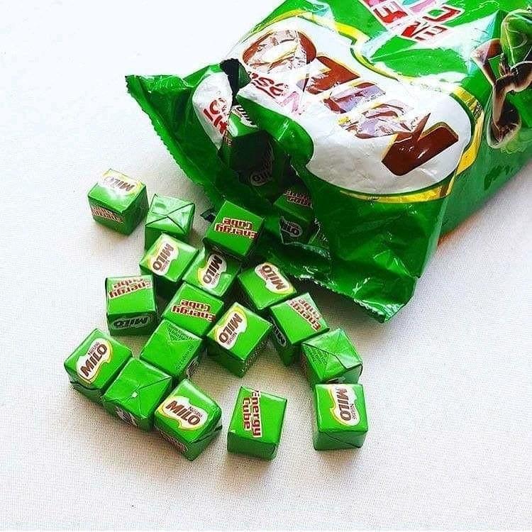 📣📣📣 Kẹo viên Milo cube ăn là mê !!!!! Giá ăn thử chỉ 50k/1 gói 20 viên  210k/1 gói 100 viên