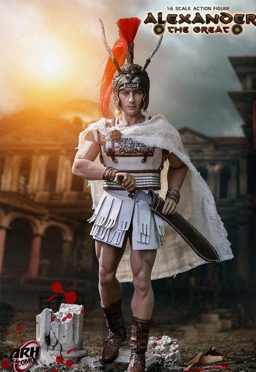 ⛳Câu chuyện thành công, bài học thấm thía của Alexander Đại Đế.
