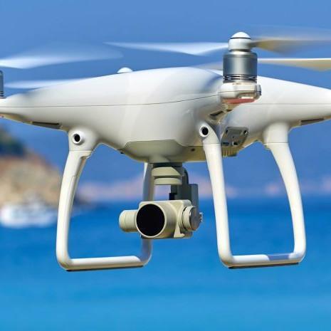 Chụp ảnh và quay phim bằng drone là một thú vui mới