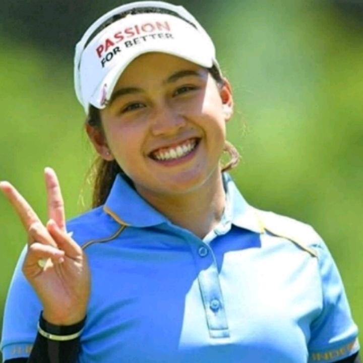 Thần đồng golf Thái Lan phá kỷ lục giải Ladies Championship