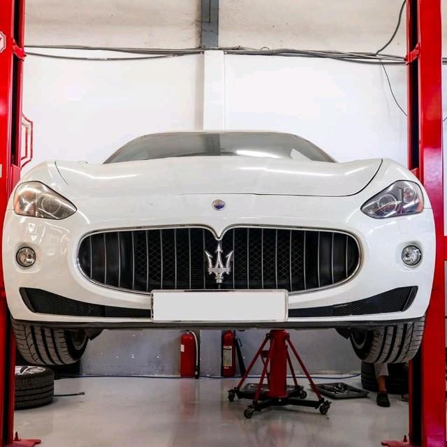 Maserati Granturismo Service