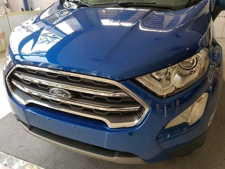 Các phiên bản Ford Ecosport 2019 bán trả góp @fordecosport