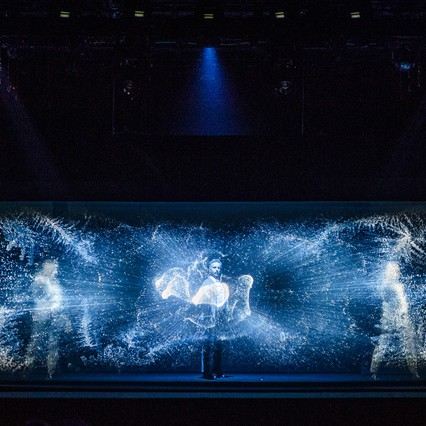 Hiệu ứng 3D Hologram cho sân khấu sự kiện