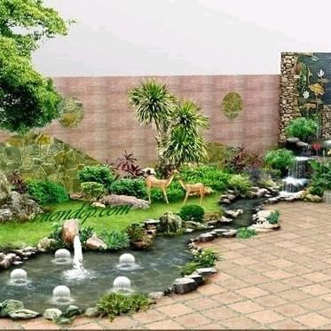 Sân Vườn Nhỏ Đẹp Cho Nhà Ở Đô Thị