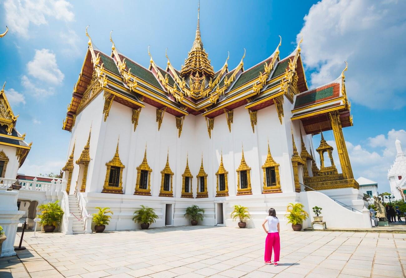 Thái Lan đi không biết chán