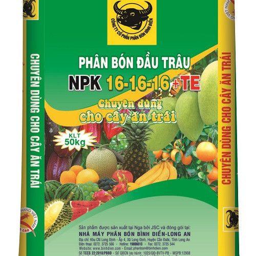 NPK 16 - 16 - 16 + TE