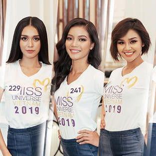 Hé lộ 10 thí sinh đầu tiên lọt vào Top 60 Miss Universe Vietnam 2019: Quá nhiều gương mặt mới!