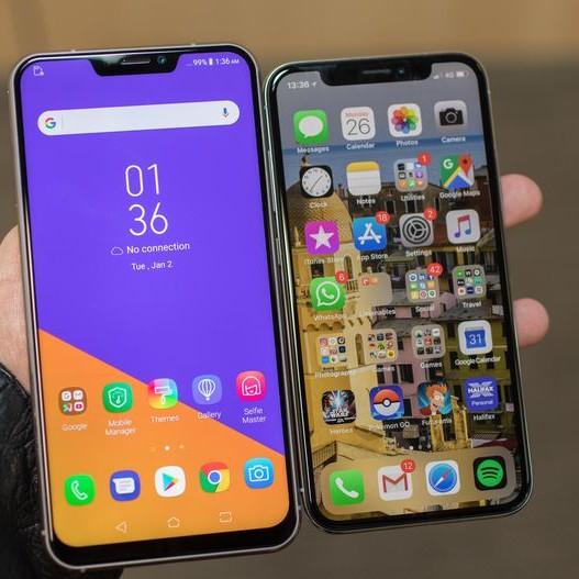 5 smartphone độc đáo nhất thế giới năm 2018