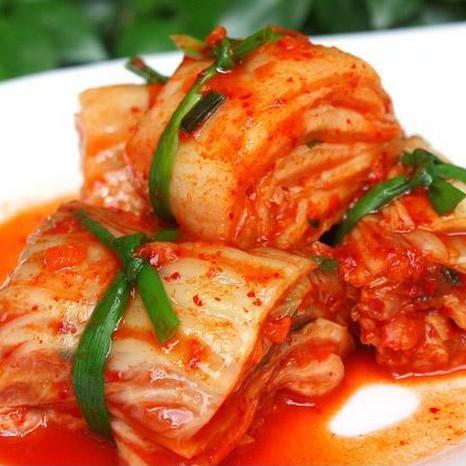 Kim chi tốt cho sức khỏe bà bầu nhưng cần biết ăn đúng cách