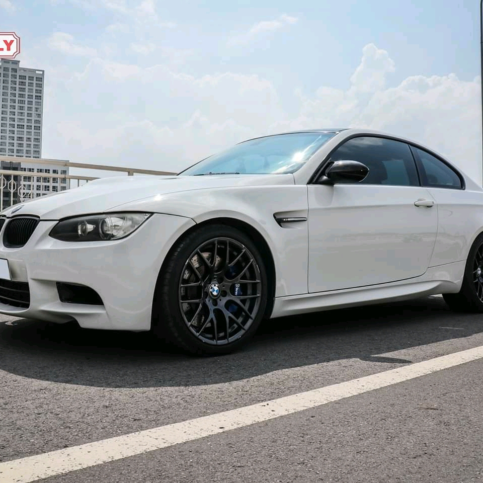 Bmw M3 Coupe sản xuất 2009