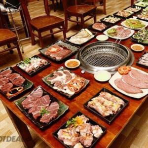 Buffet Nướng Và Lẩu Gyu Kaku