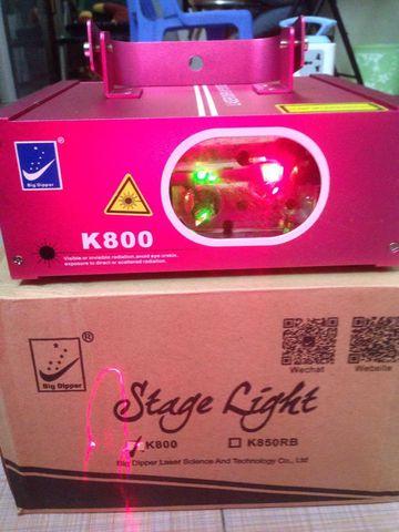Laser K800