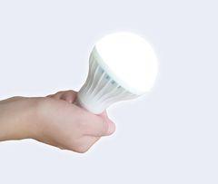 Bóng đèn LED tích điện cầm tay 12W