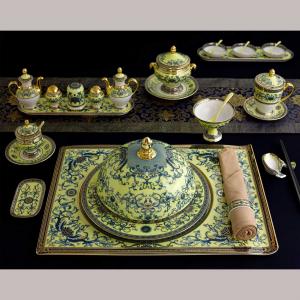 Bộ ăn cá nhân  Hoàng Cung Hoàng Liên