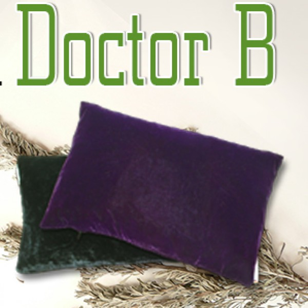 Gối ngải cứu Doctor B - Chữa trị đau cổ vai gáy