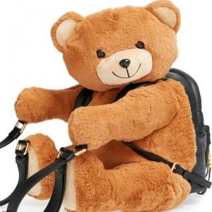 Balo gấu cho tuổi xitin