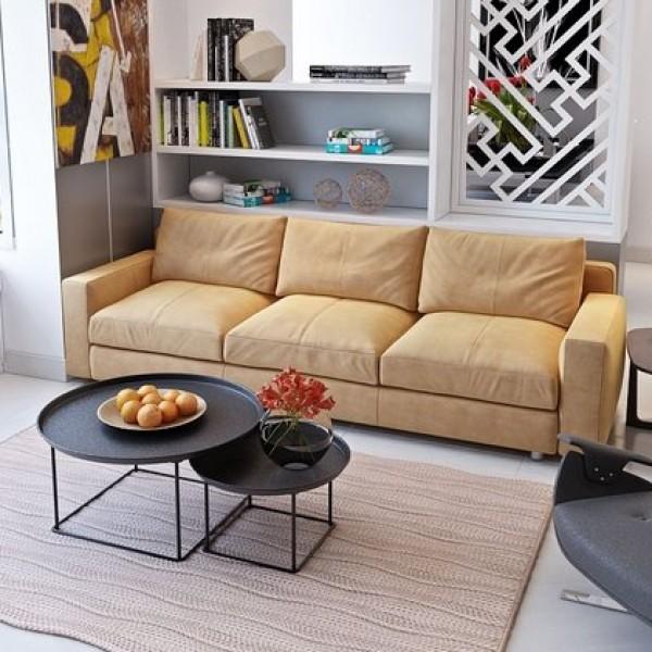 Bộ sofa văng bọc nỉ