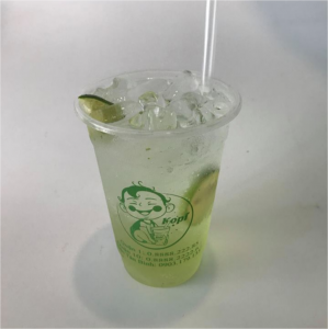 Soda Mojito Táo Xanh Cuba