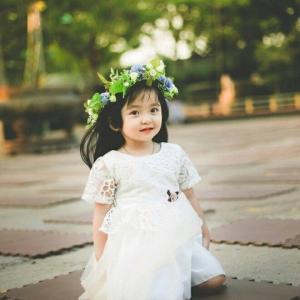 Đầm trẻ em