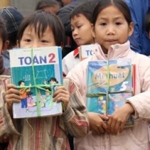 Quyên góp TẤM LÒNG VÀNG giúp đỡ trẻ em nghèo VN