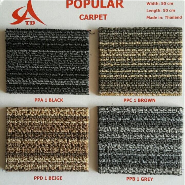 Thảm tấm PPA - D