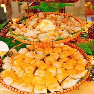 Buffet hải sản Bé Anh Galaxy Đà Nẵng