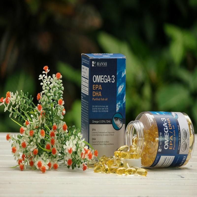 Omega 3 Hanmi EPA DHA