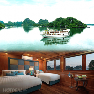 Khám Phá Vịnh Lan Hạ, Cát Bà Với Du Thuyền Maya Cruise Tiêu Chuẩn 4 Sao - 2N1Đ Dành Cho 01 Khách
