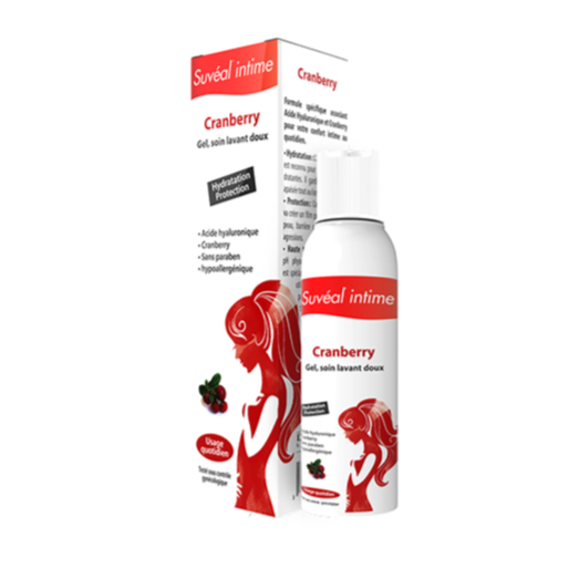 Suvéal Intime Cranberry