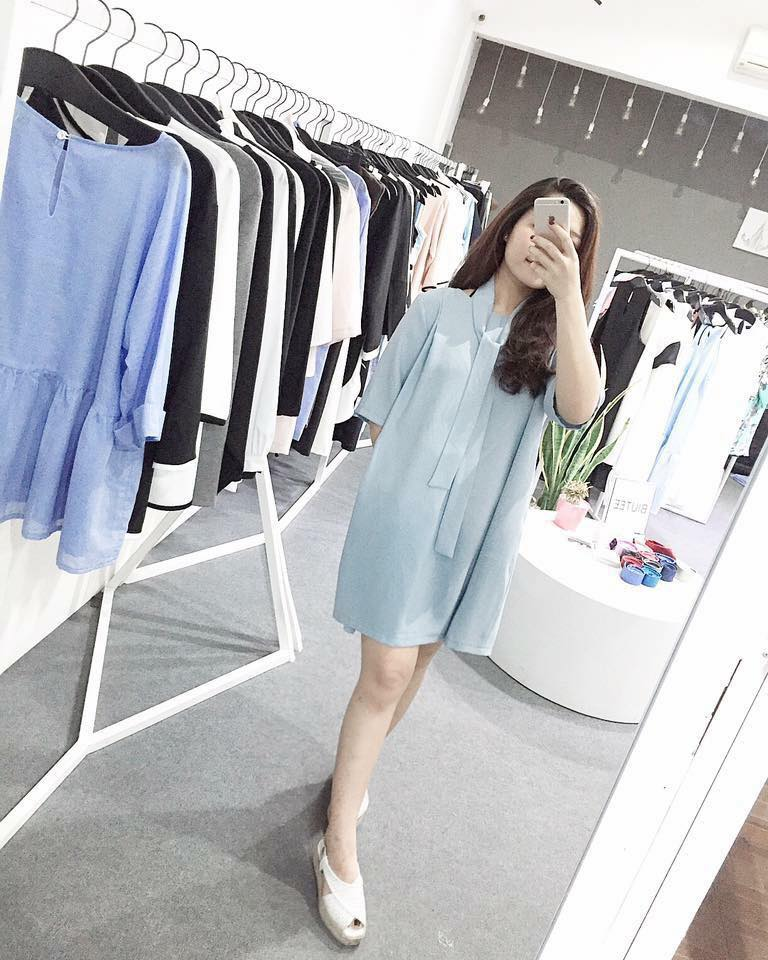 Bany Blue Dress