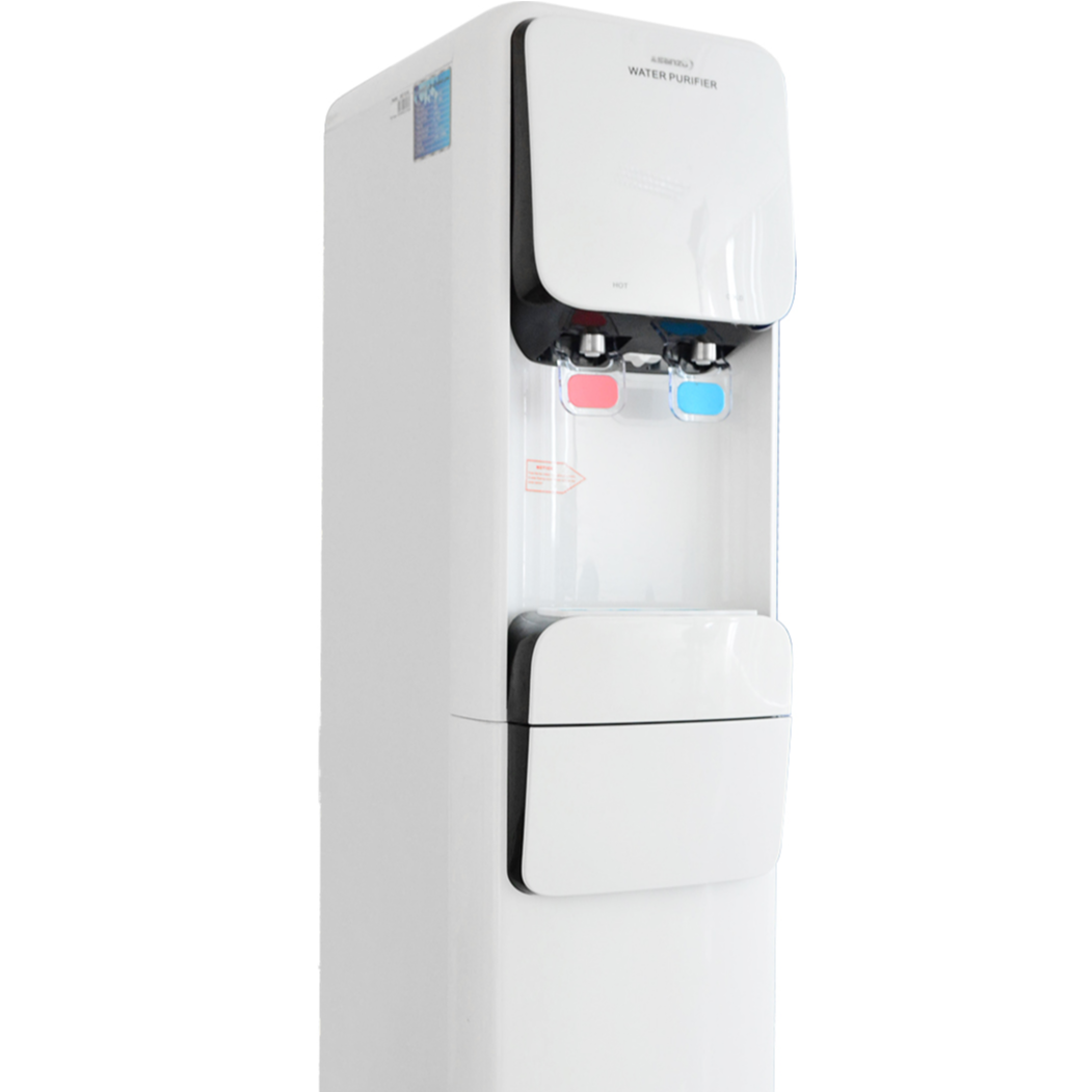 Máy nóng lạnh tích hợp lọc nước R.O ASZ-01HC