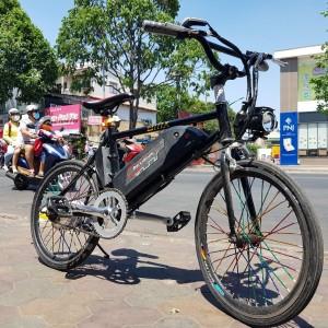 Xe đạp điện azi trẻ em