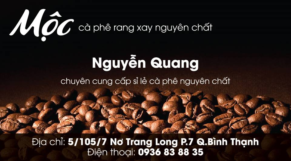 CAFE NGUYỄN QUANG