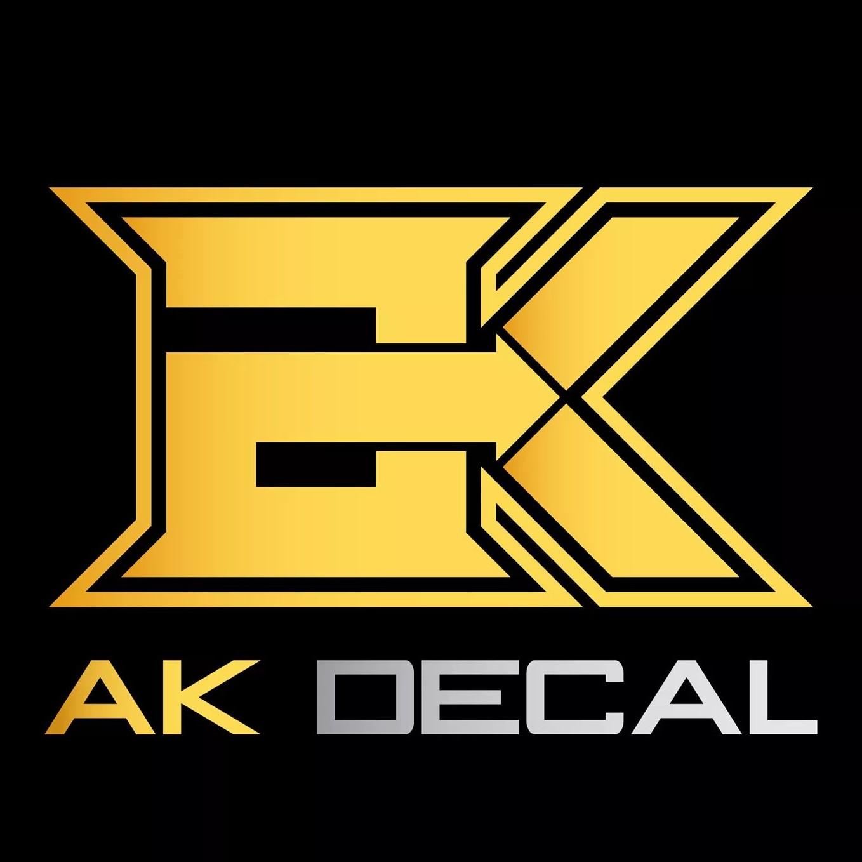 AK DECAL