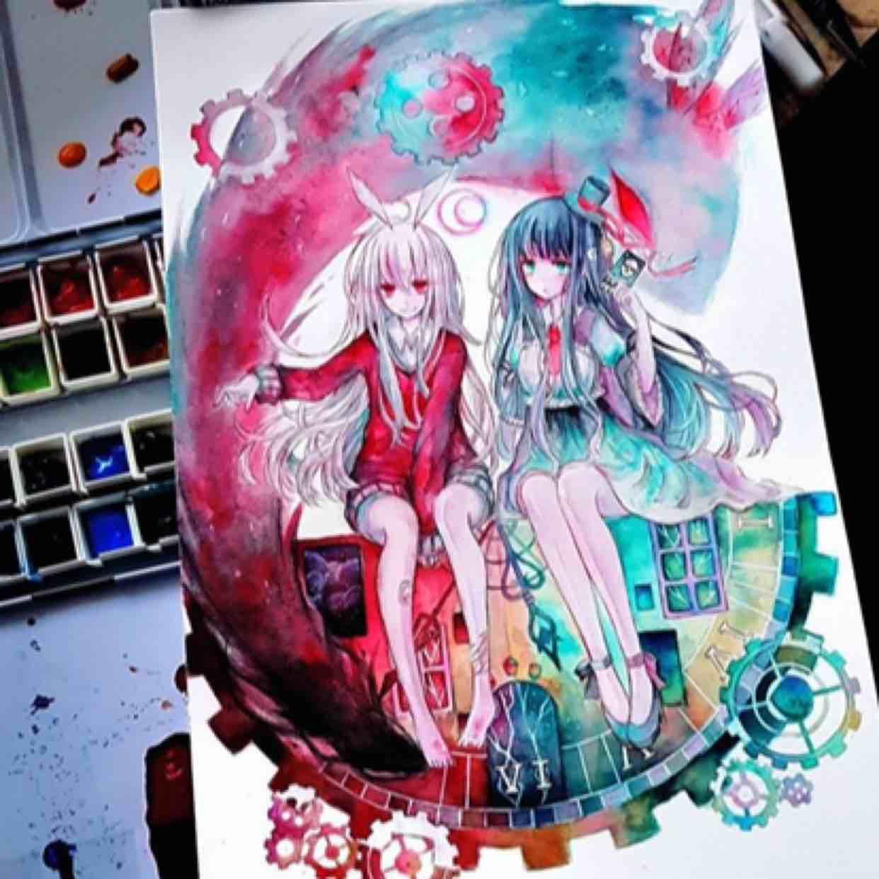 Nghệ Thuật Anime