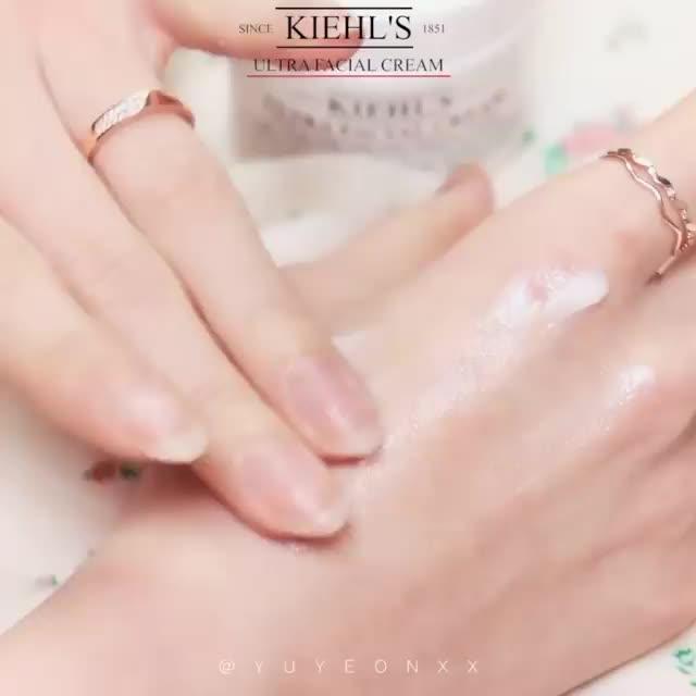 💋 Kem dưỡng Kiehl's Ultra Facial Cream
