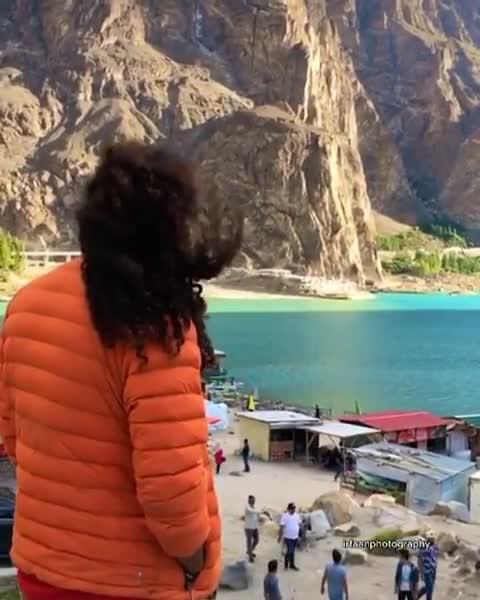 Attabad lake tuyệt vời